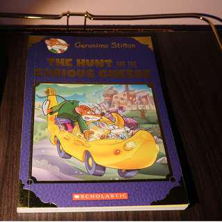 3 Books of Geronimo Stilton's Special Edition (SAVE RM20)