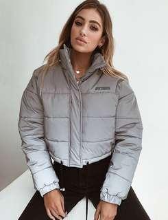 IAMGIA Silver Hersilla Jacket