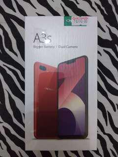 Oppo A3s brand new