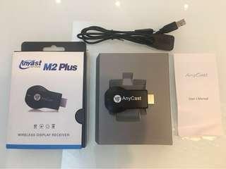 AnyCast M2 Plus Wireless Display receiver