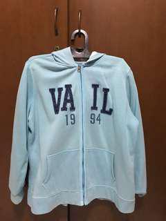 Jaket hoodie old navy
