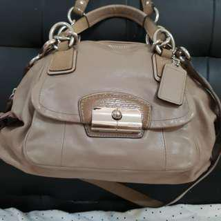 *FLASH SALE!* COACH Kristin Domed Satchel