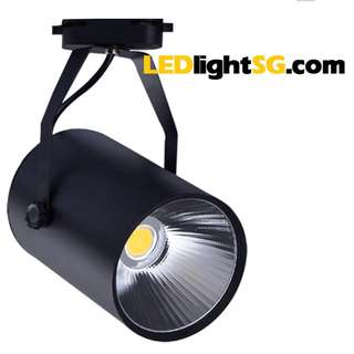 7W LED COB Track Spot Light White / Warm White Taiwan Chip 1 year warranty