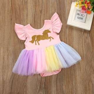 Ready Stock-Tutu Dress