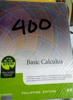Textbooks (STEM strand)