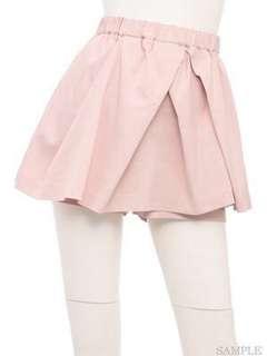 Snidel 皺摺褲裙