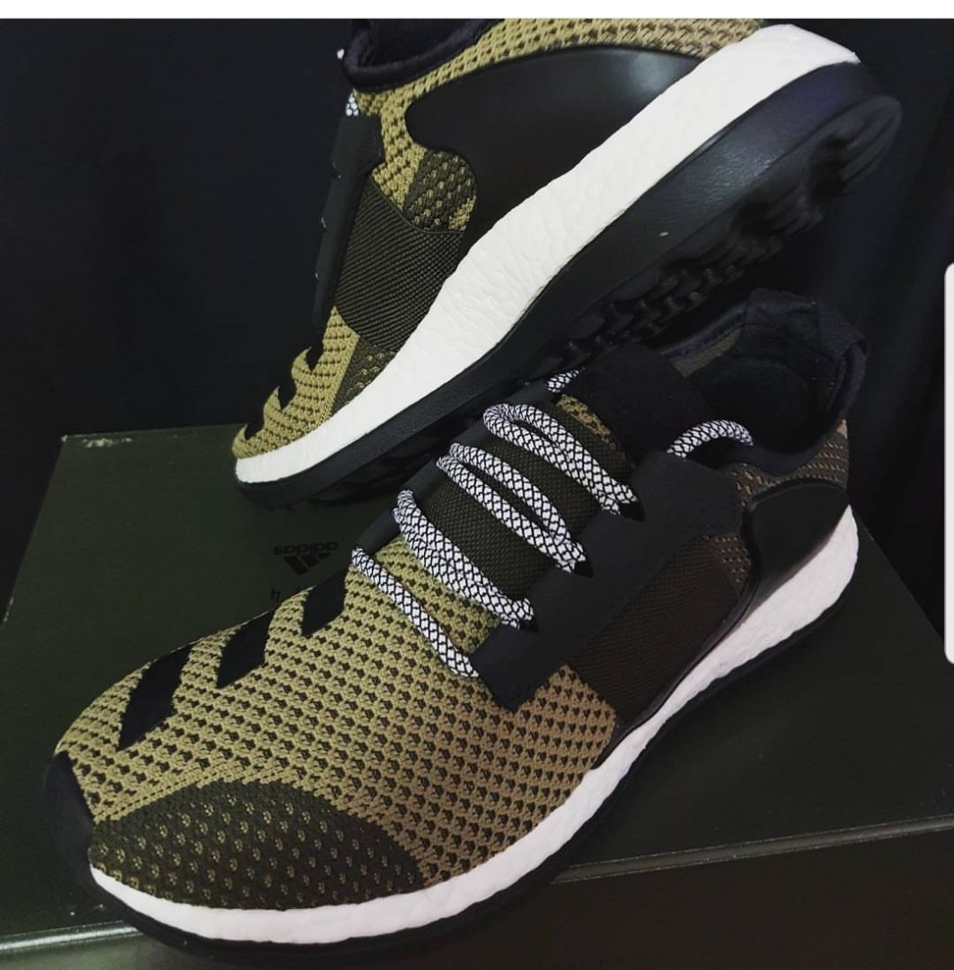 4bee87a93 Adidas ADO Pure Boost ZG x Day One US8.5