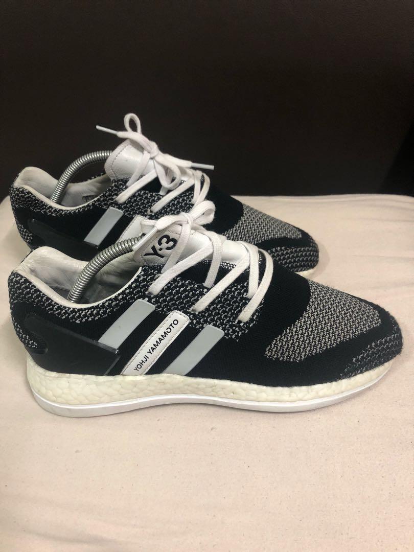 73d72c920 Adidas pure boost Zg knit 100% authentic Y3 yohji yamamoto fog fear ...