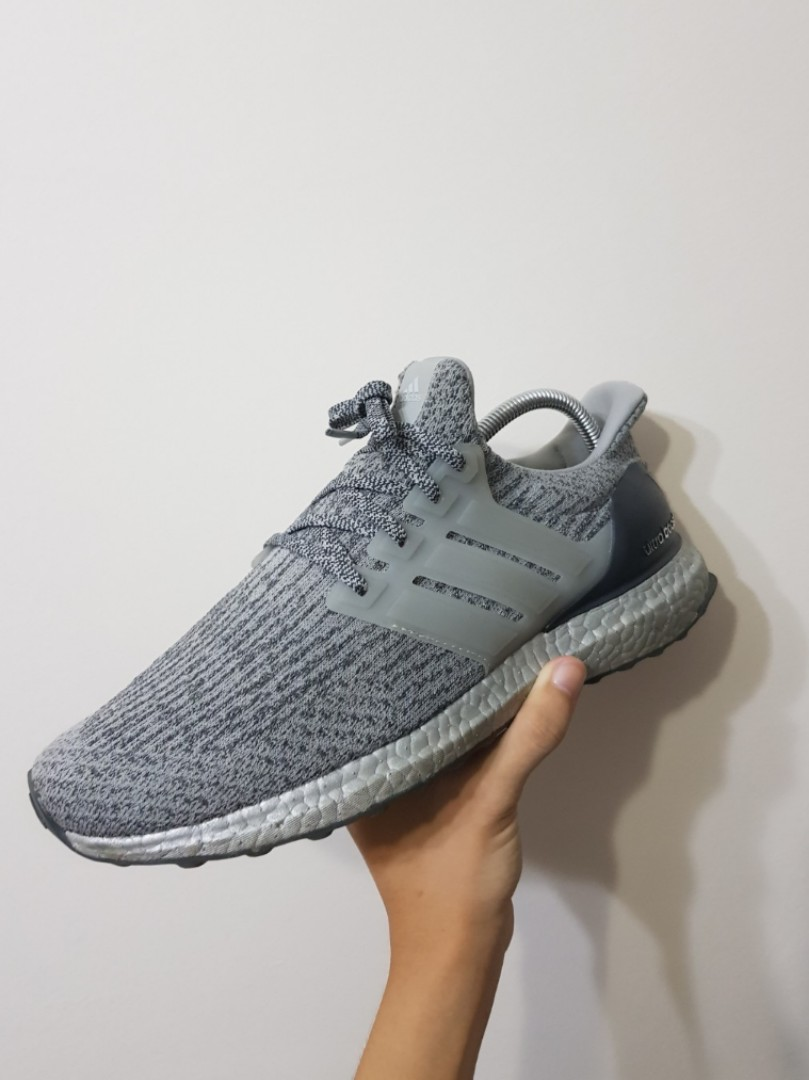 bb95596bce951 STEAL Adidas Ultra Boost silver boost 3.0