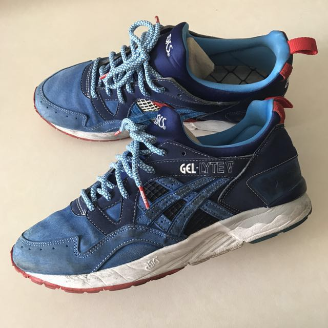 separation shoes 3c850 6f6e2 Asics Gel Lyte V x Mita Sneakers