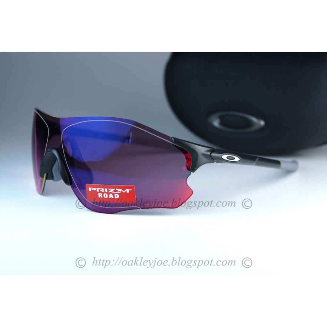 6c0e87d57b BNIB Oakley Custom EV Zero Path matte black + road prizm sunglass shades