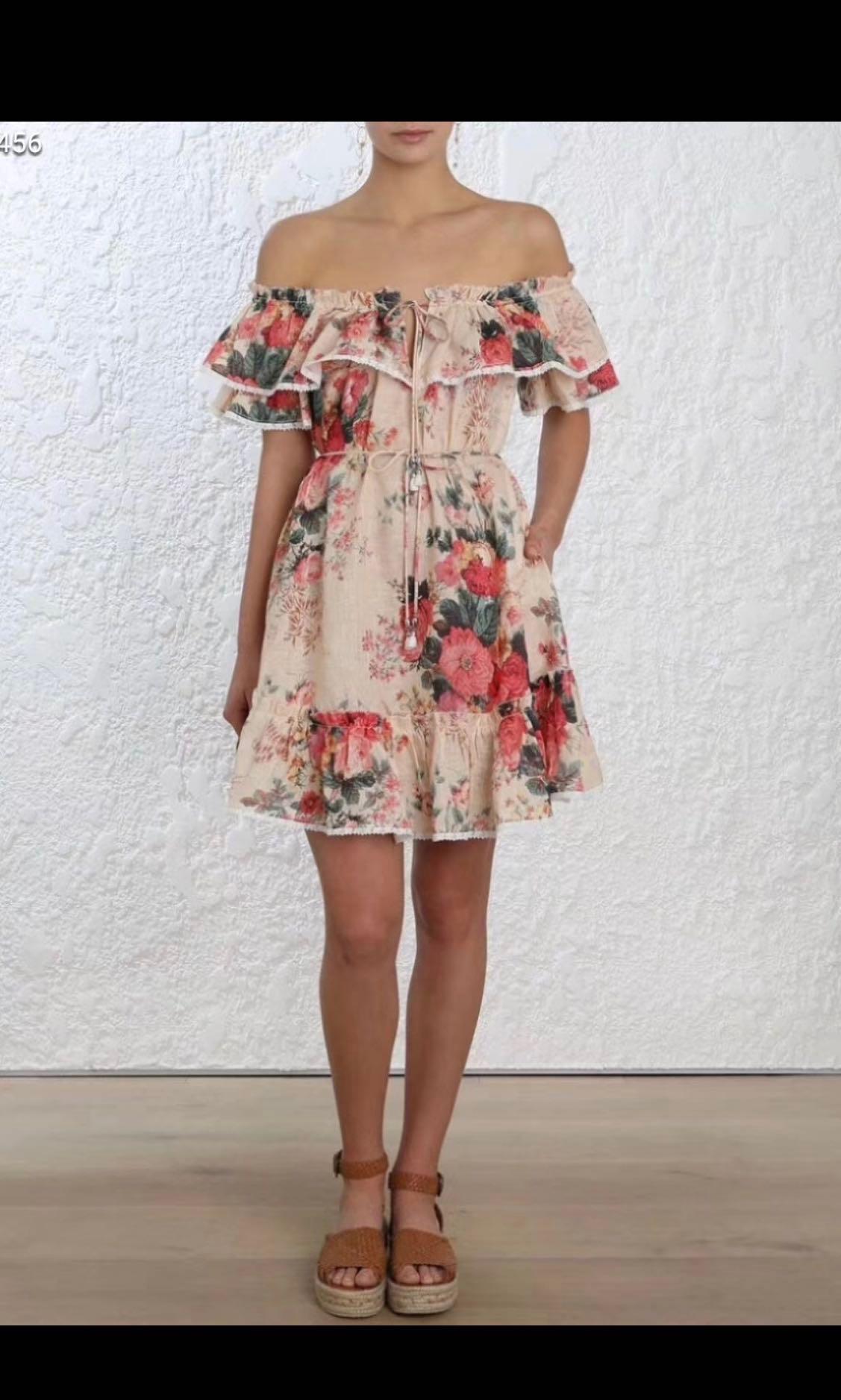 2d8cac0a962d BNWT Authentic Zimmermann Dress, Women's Fashion, Clothes, Dresses ...