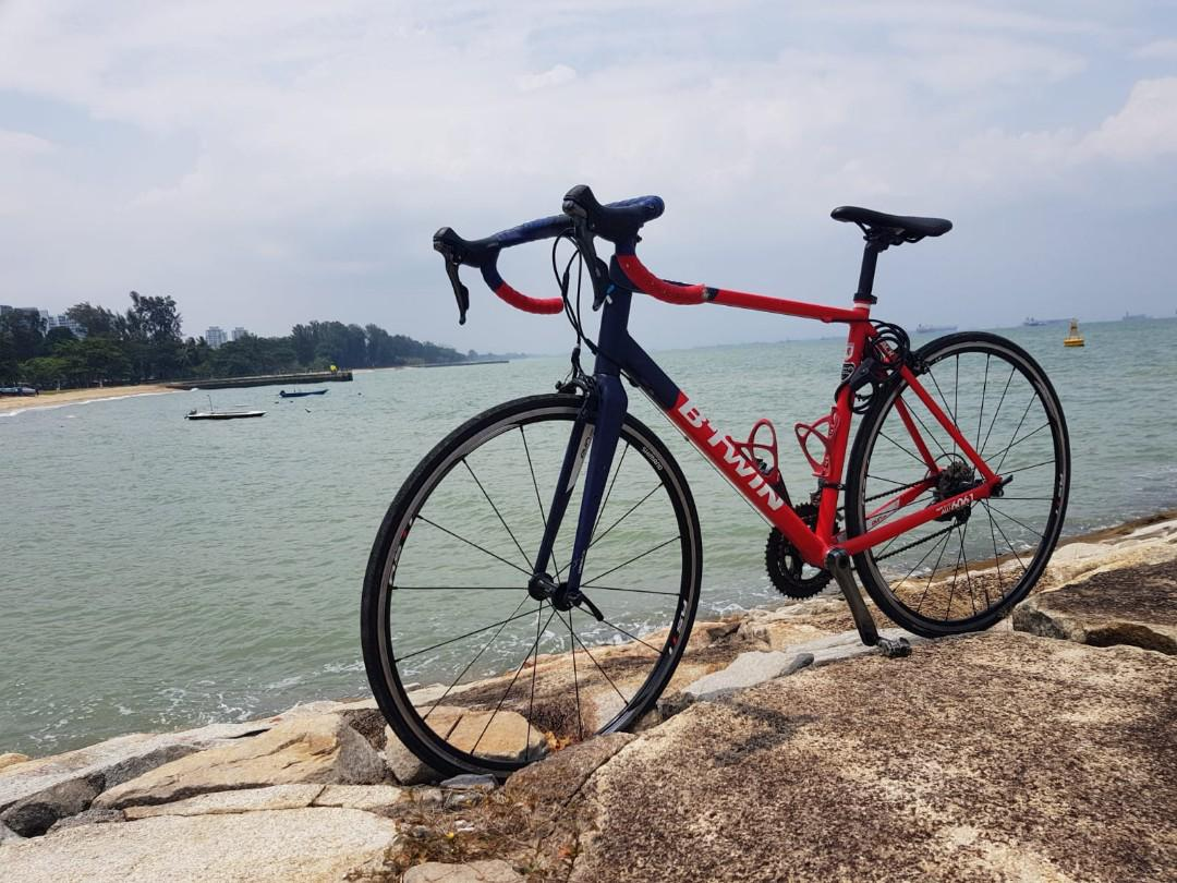 BTwin Triban 540, Bicycles & PMDs, Bicycles, Road Bikes on