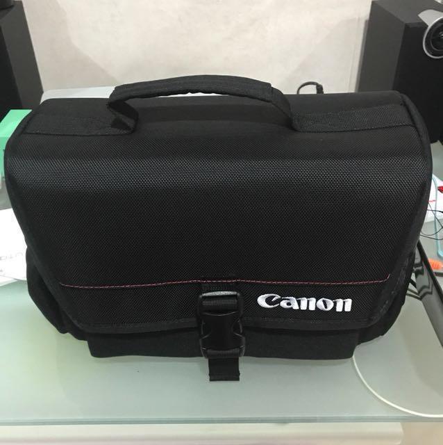 Canon DSLR Bag(New)