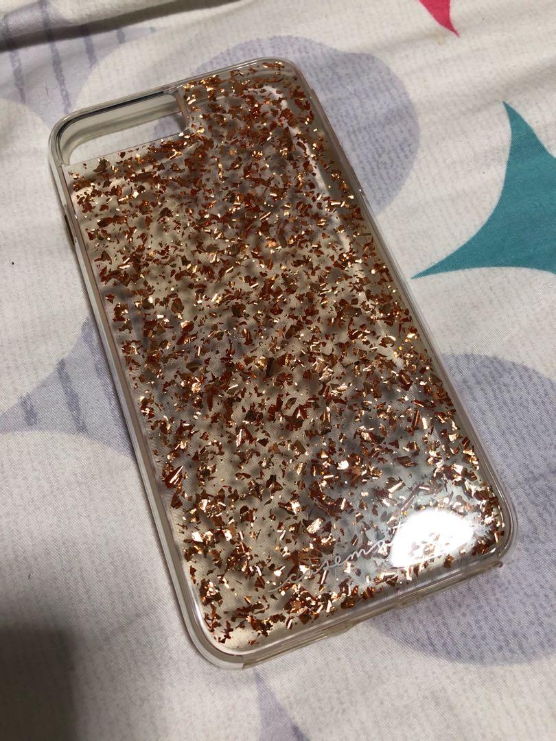 purchase cheap 2f3d4 9e690 Case mate rose gold karat iPhone 7/8 Plus
