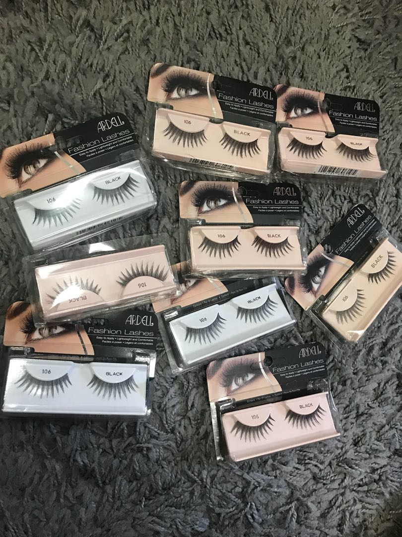 6d9bdbc299c Eye lashes, Health & Beauty, Makeup on Carousell