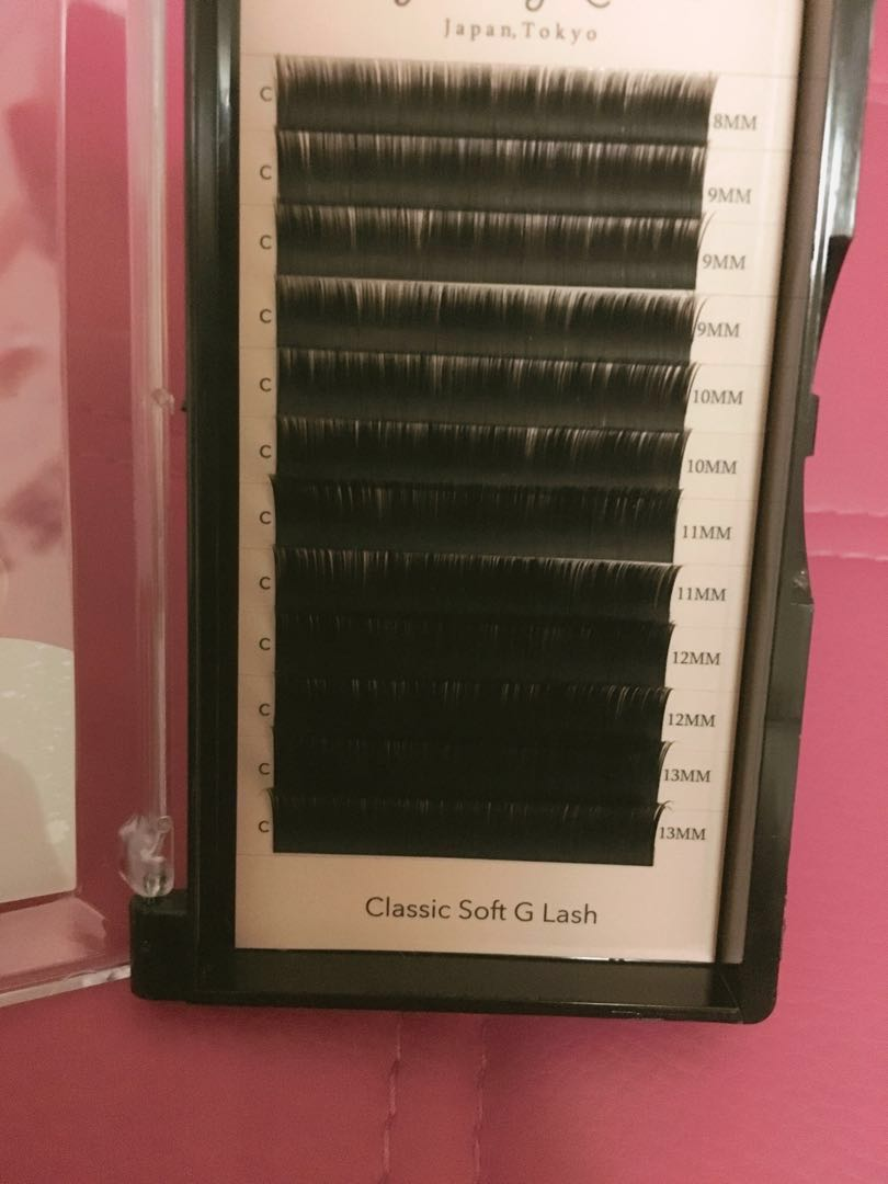 ec60ace2aab Eyelash Extension Supply (Soft Japan Lashes), Health & Beauty ...