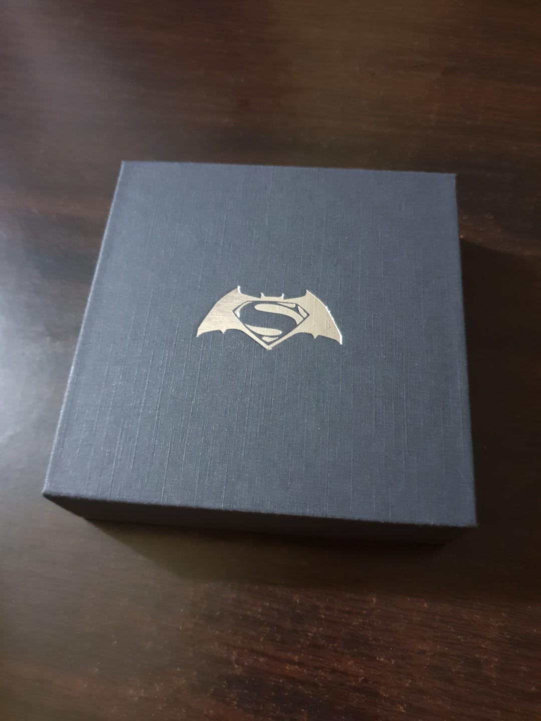 Ezlink Charm Batman / Superman