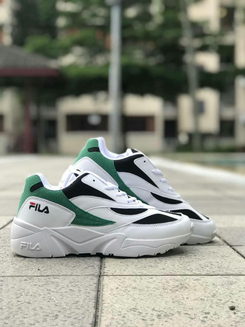 FILA VENOM 94 (white green black)