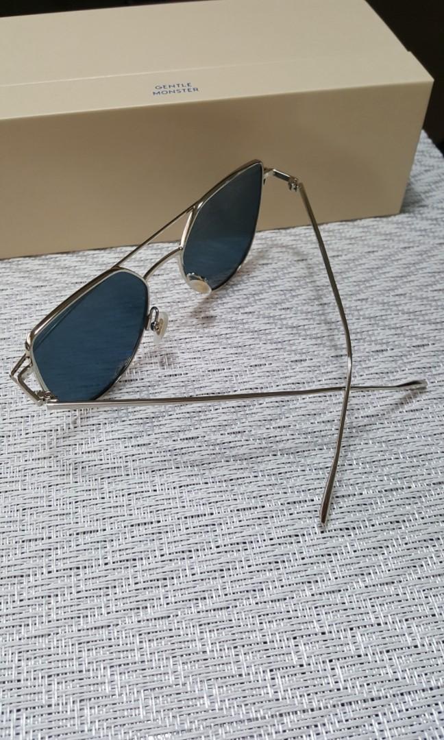 4ed6d3c74fd6 Gentle Monster Love Punch Sunglasses