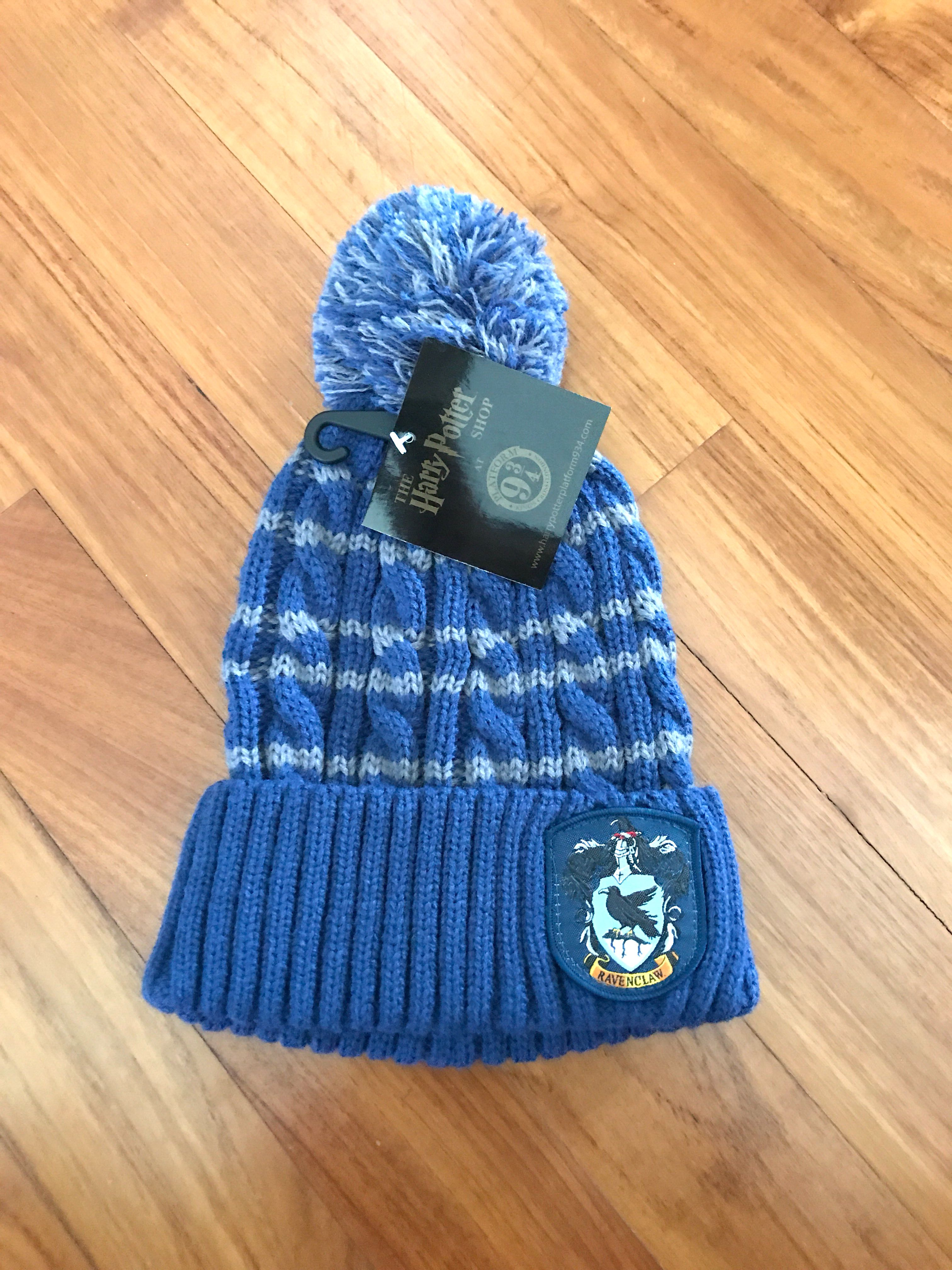 218133f99665c Genuine Harry Potter RavenClaw Hat Beanie from London - Free Size ...