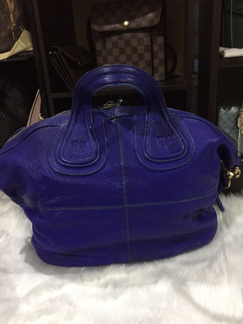 01f6d464e6 💥Givenchy Nightingale Royal Blue medium💥