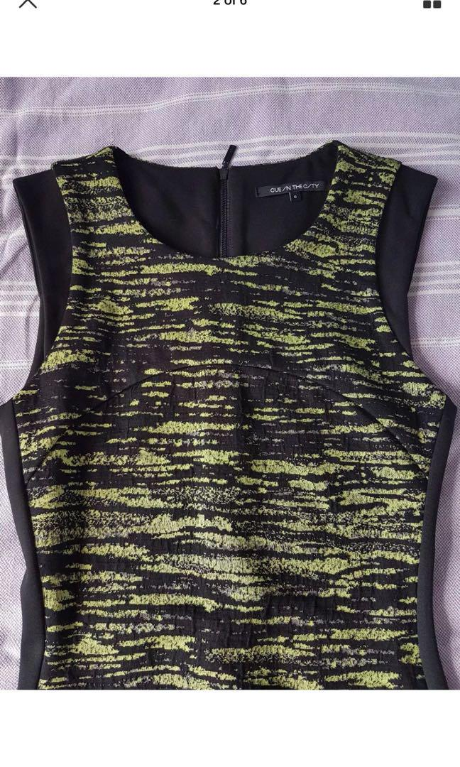 Gorgeous Cue Dress - Size 6