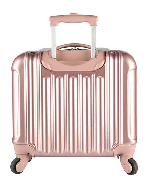 *PRICE REDUCED*Kensie Rose Gold Carry-on Luggage