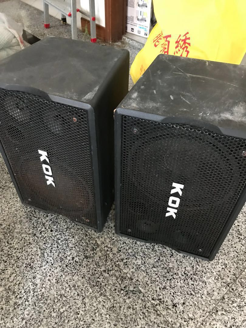 Kok Speakers Electronics Audio On Carousell