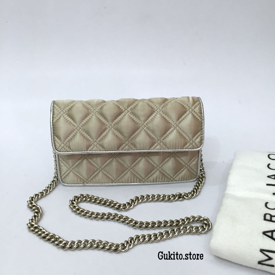 MARC JACOBS Quilted Chain Mini d316b739f3df1
