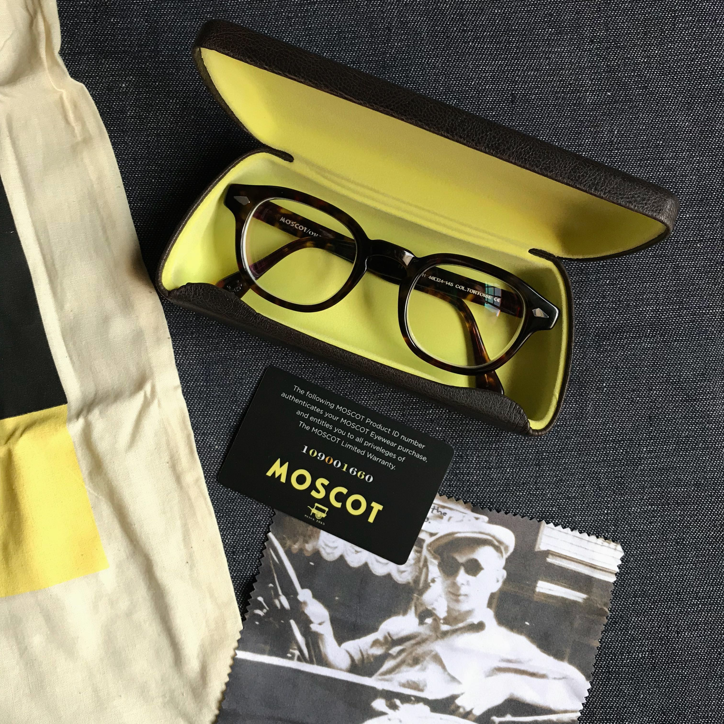 439070b3905 Moscot lemtosh tortoise size full set from paris miki plaza jpg 3024x3024  Moscot nyc glasses