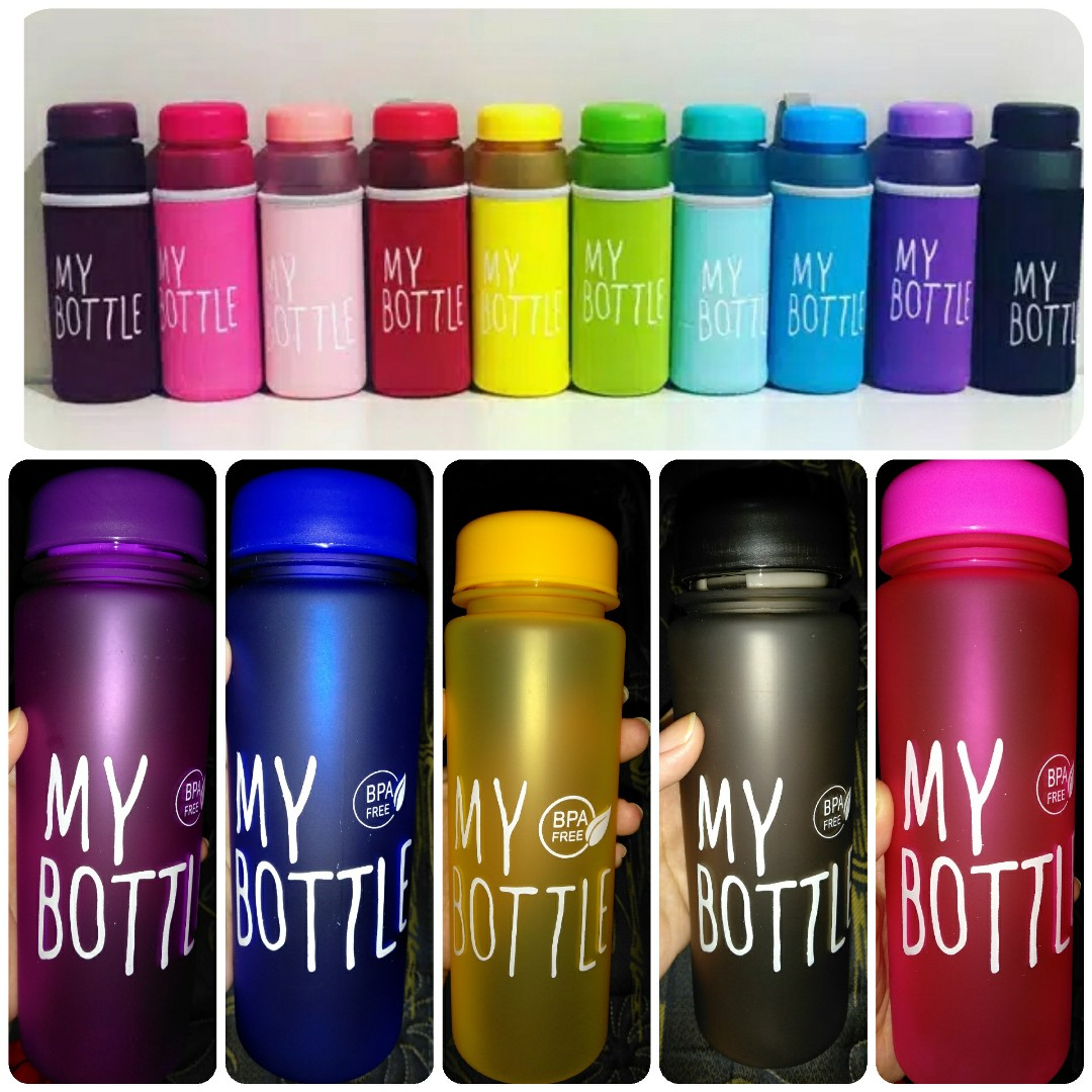 My Bottle Doff Warna Free Pouch Home Furniture On Carousell Boutle
