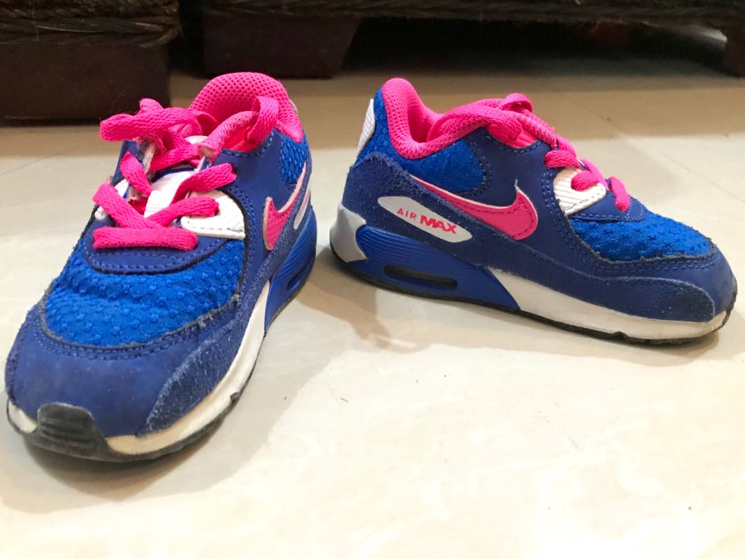 best website 9ccd2 f3c1a Nike airmax for baby girl, Babies  Kids, Others on Carousell