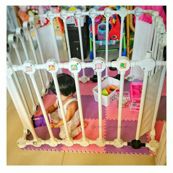 Pagar Bayi Pipa Rakitan Babies Kids Others On Carousell