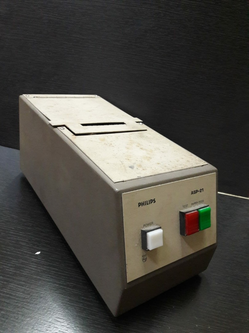 Philips ASP-21 Printer