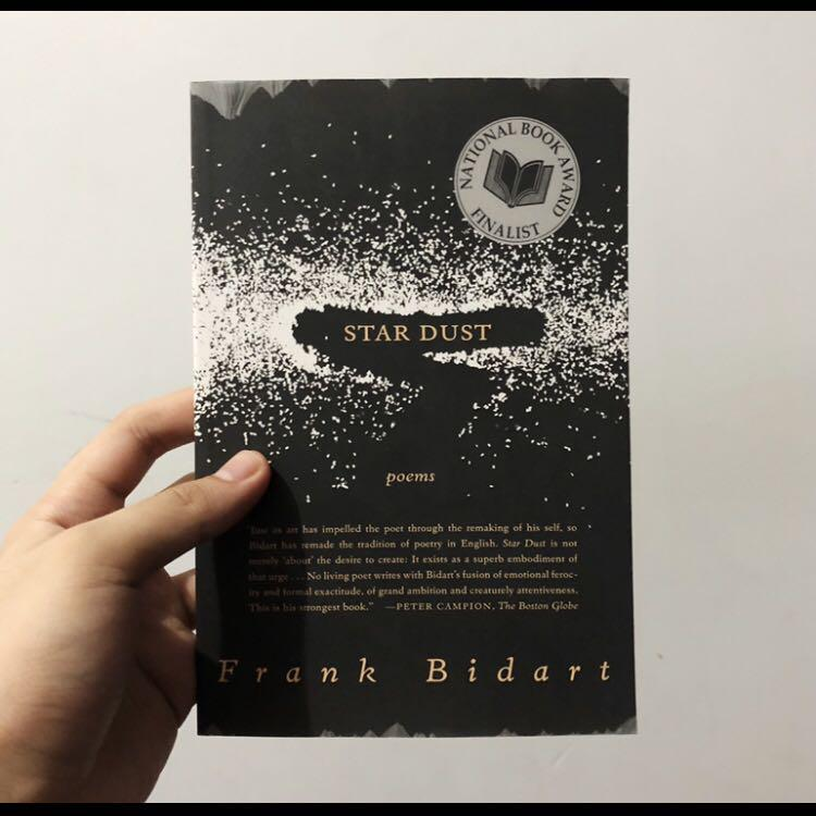 Poetry Book - Stardust