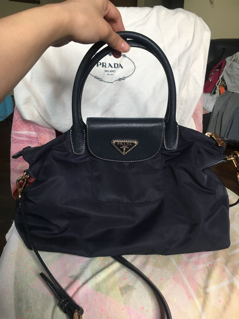 cab1e901d new style prada bn2106 nylon bag 723e7 8d345; new style prada bag bn2106  last price postedu203c u203c u203c preloved womens 95c4b e7dc9