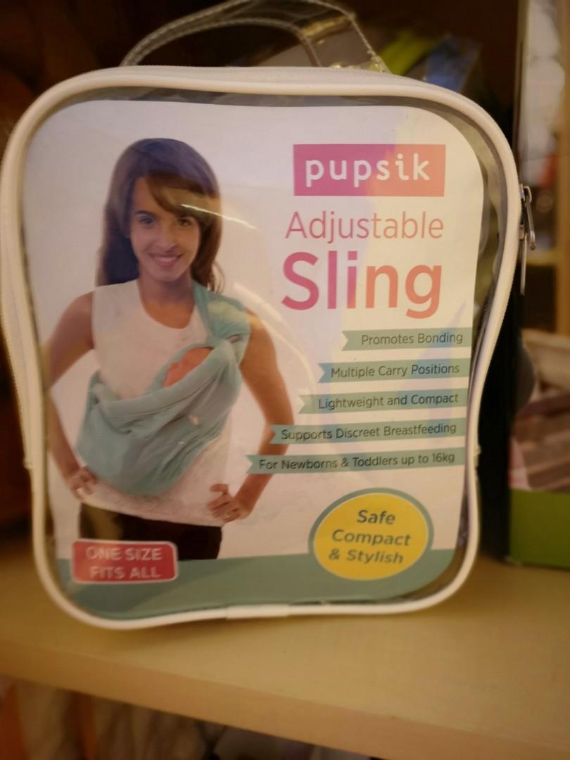 deaf5b909c6 Pupsik Adjustable Sling