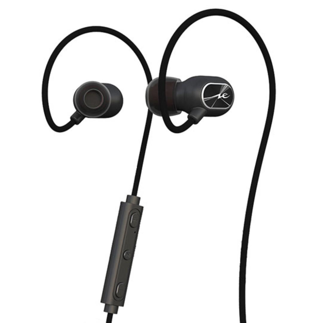 Radius HP-S100BT In-Ear Wireless Sport Headphone