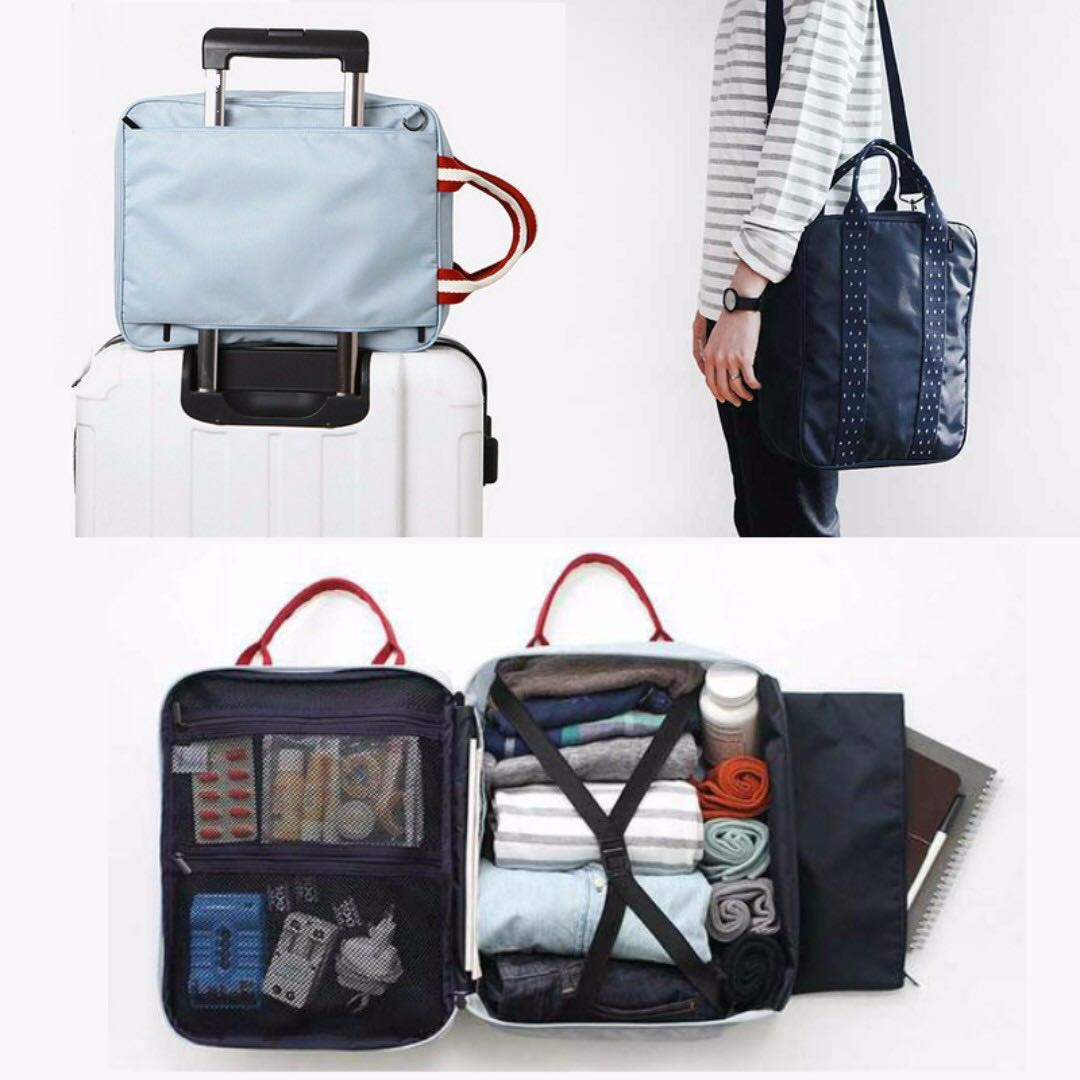 636fadc07 RAFAEL Carry On Luggage/ Small/ Lightweight/ Travel Bag/ Hand/ Cabin ...