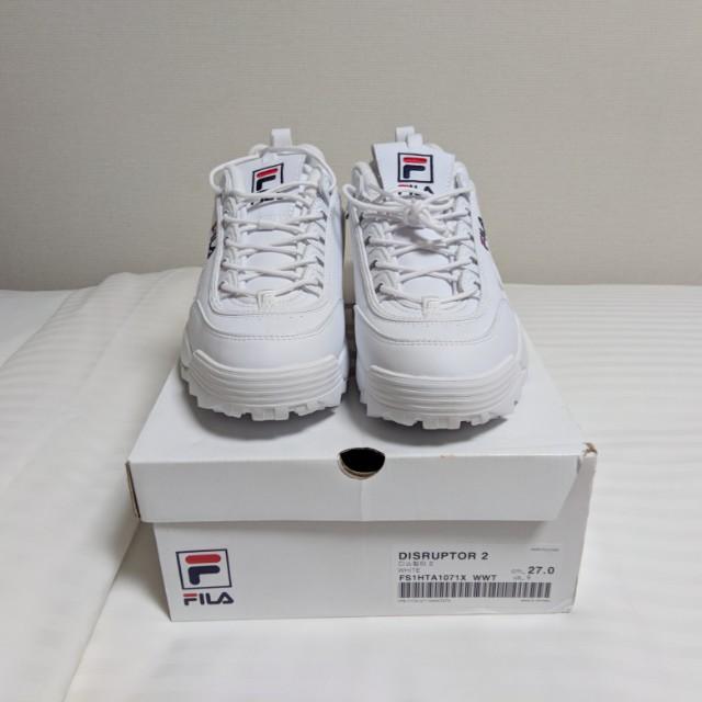 9916d709665 Sepatu Shoes Fila Disruptor II 2 Original - Bape Supreme Adidas Nike Puma  Spectre React Vapormax Off White Champion Fila Kappa NMD Ultraboost Spectre  Vans ...