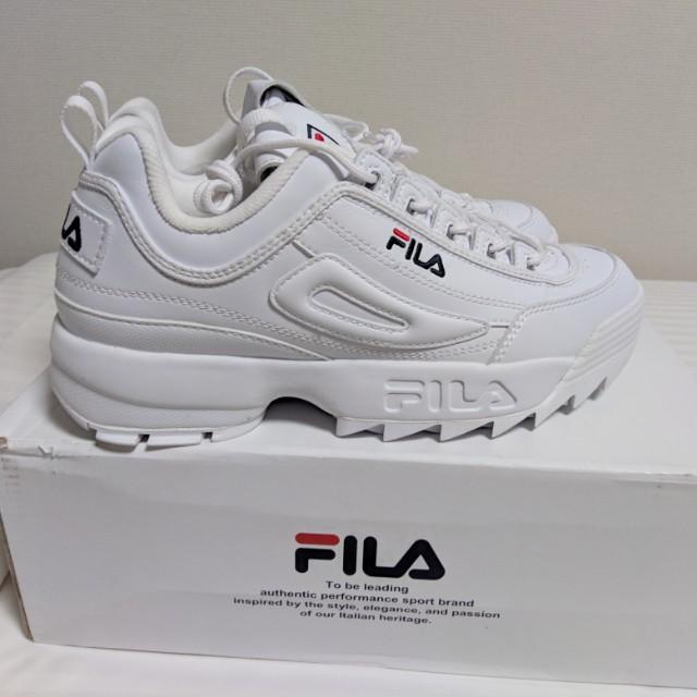 73cdea6abd7 Sepatu Shoes Fila Disruptor II 2 Original - Bape Supreme Adidas Nike ...