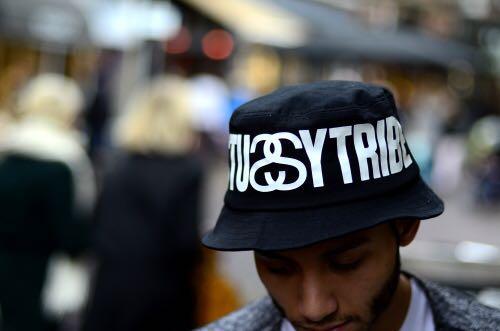d57ec57dd9f Stussy Tribe Bucket Hat