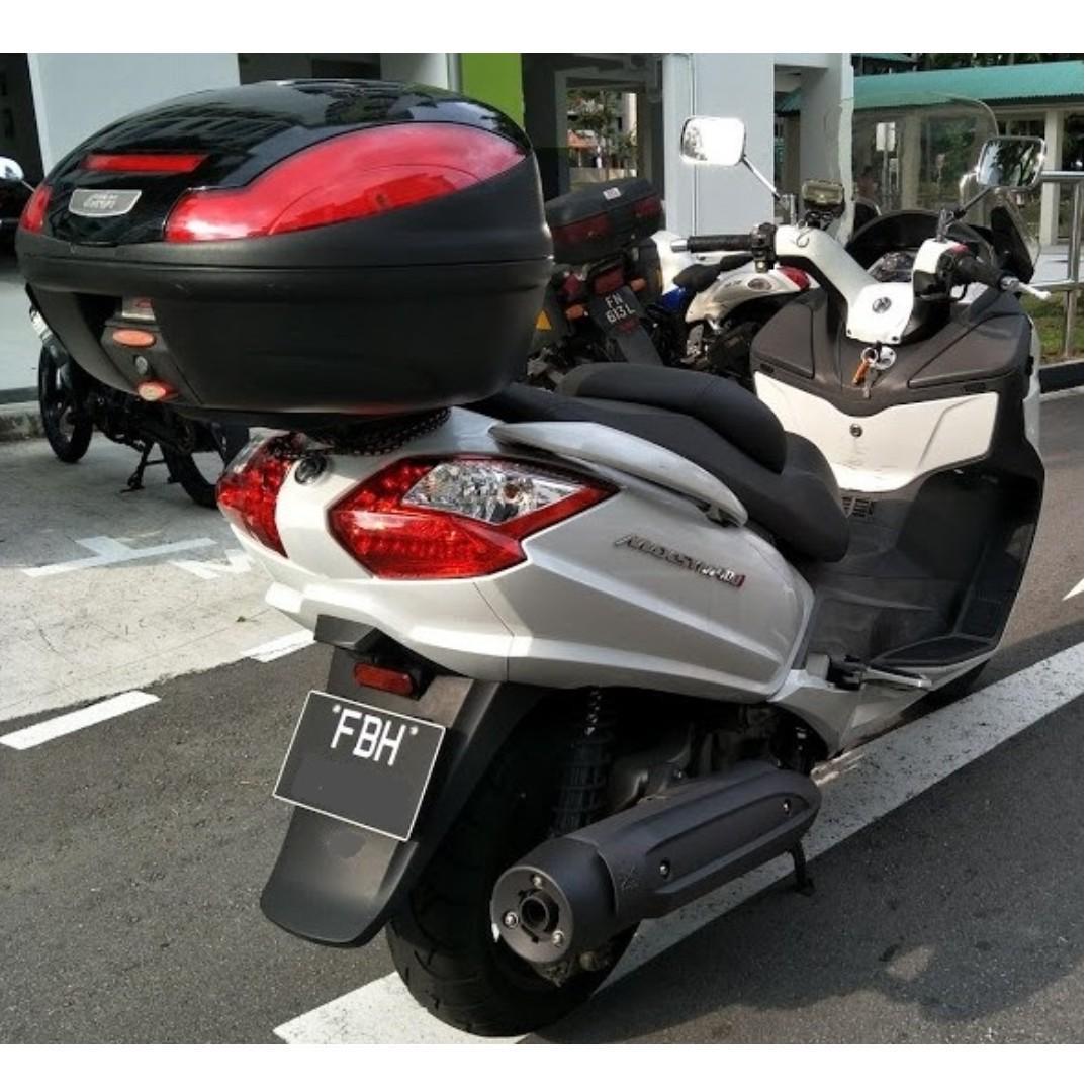 SYM Maxsym 400i (May 2023 COE), Motorbikes, Motorbikes for