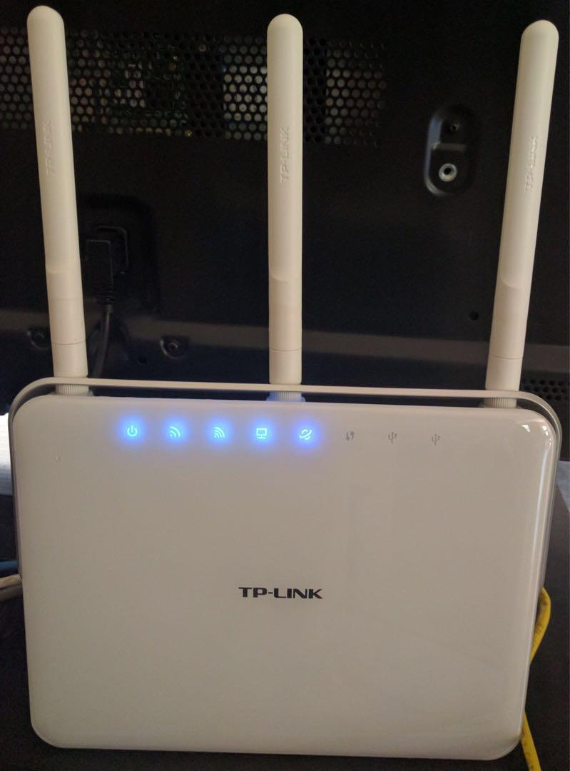 TP-Link Archer C9 Wireless AC1900 Router, Electronics