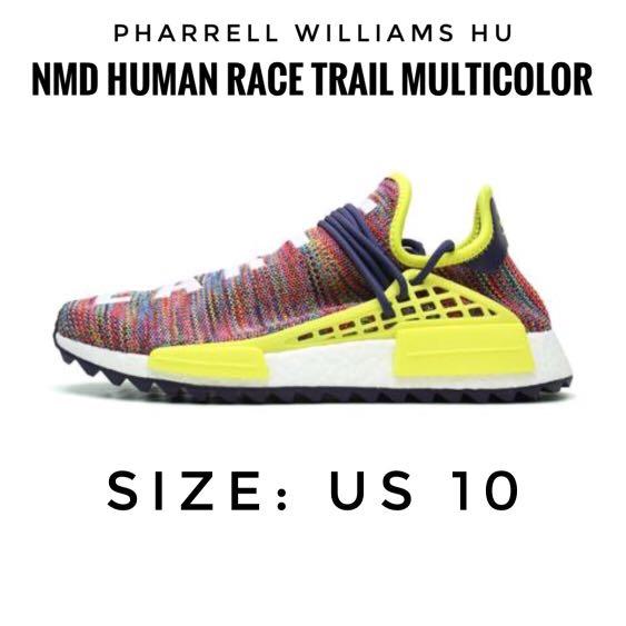 0641d2aaf7f00 US10 Hu NMD Multicolor