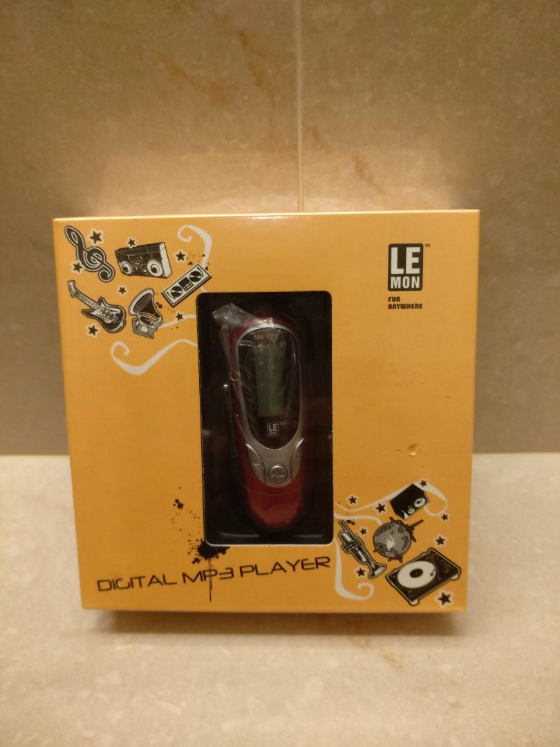USB Mp3 Player 512MB Brand New Thumb Drive