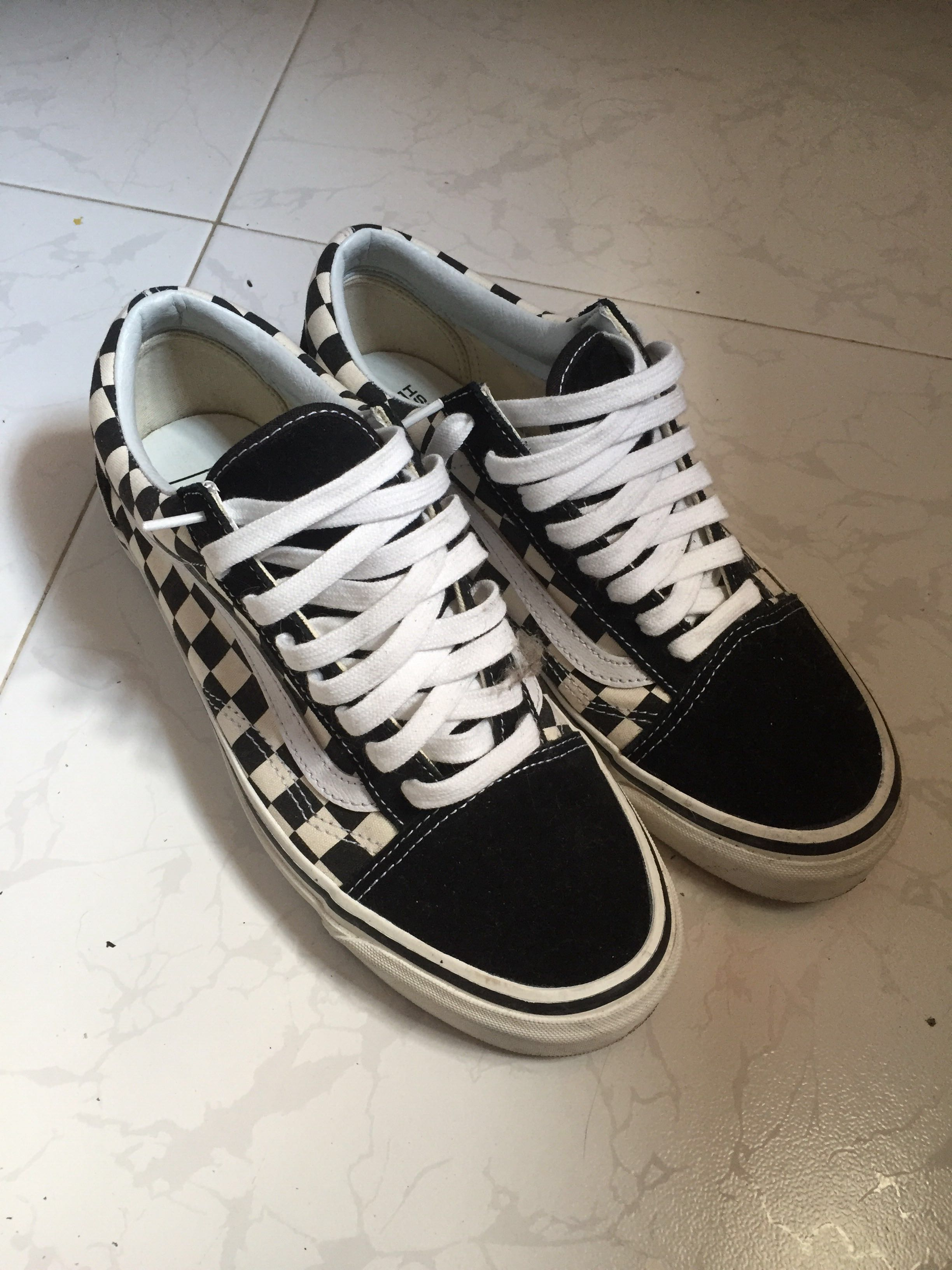 423ccdccc1 Vans checkered old skool 36 dx
