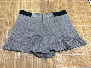 Jillstuart 格紋短褲
