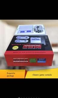 Classic Super mini sfc TV game console(660games)
